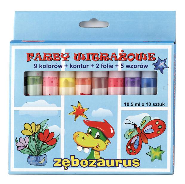 TO-254_farby_witrazowe_zebozaurus_opakowanie