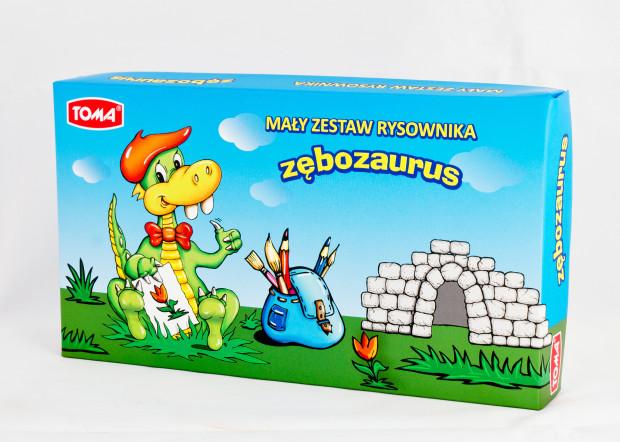 TO-760 zebozaurus_zestaw maly_opakowanie