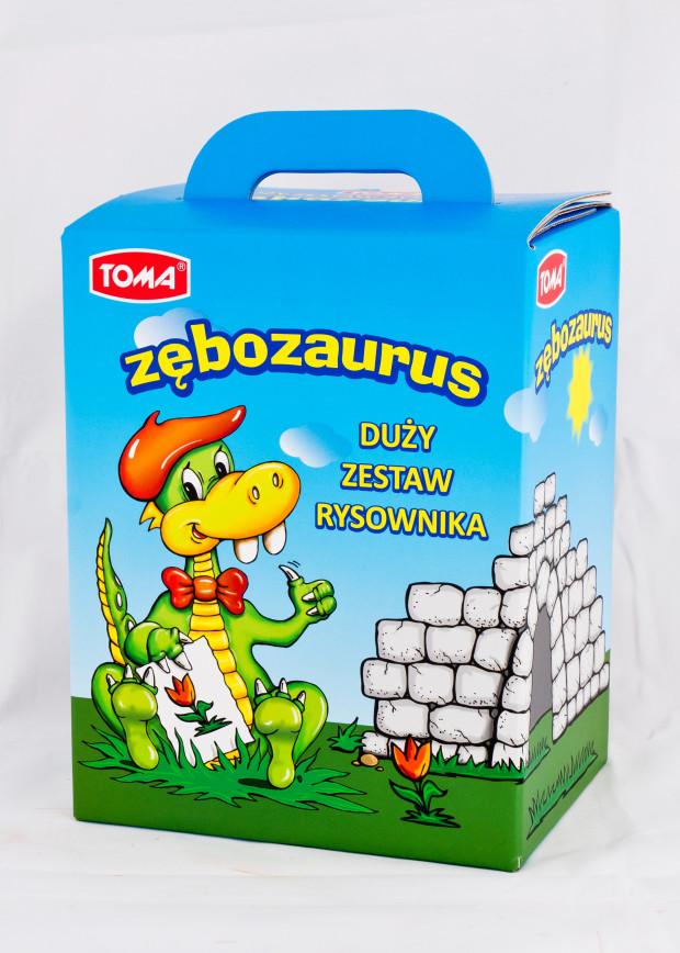 TO-761 zebozaurus_zestaw duzy_opakowanie